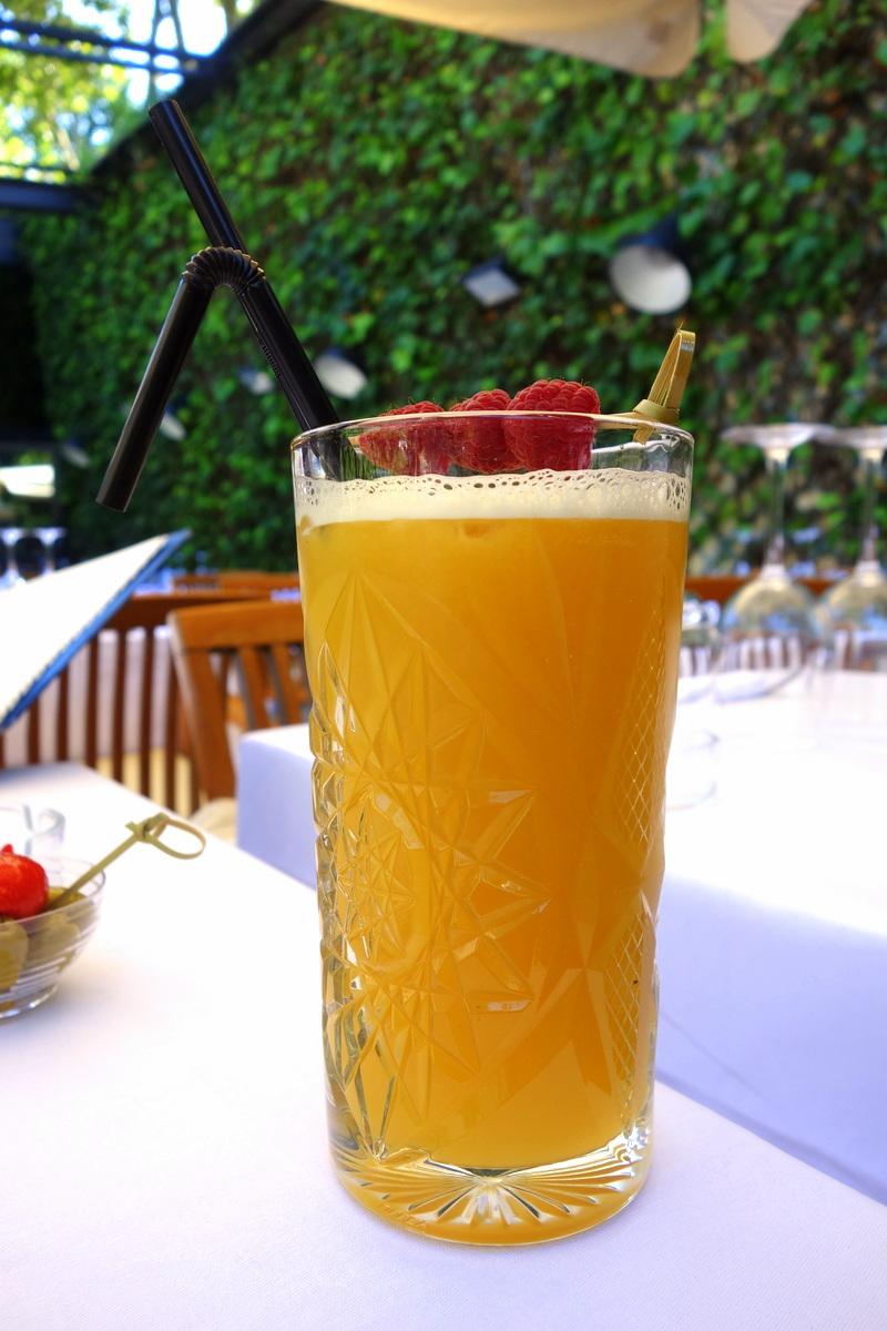 Le cocktail sans alcool revigorant de la gare à Paris