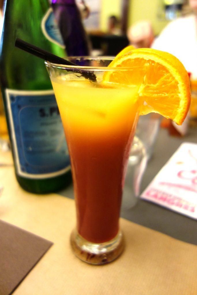Mon cocktail dégusté à la Pignata, à Langres