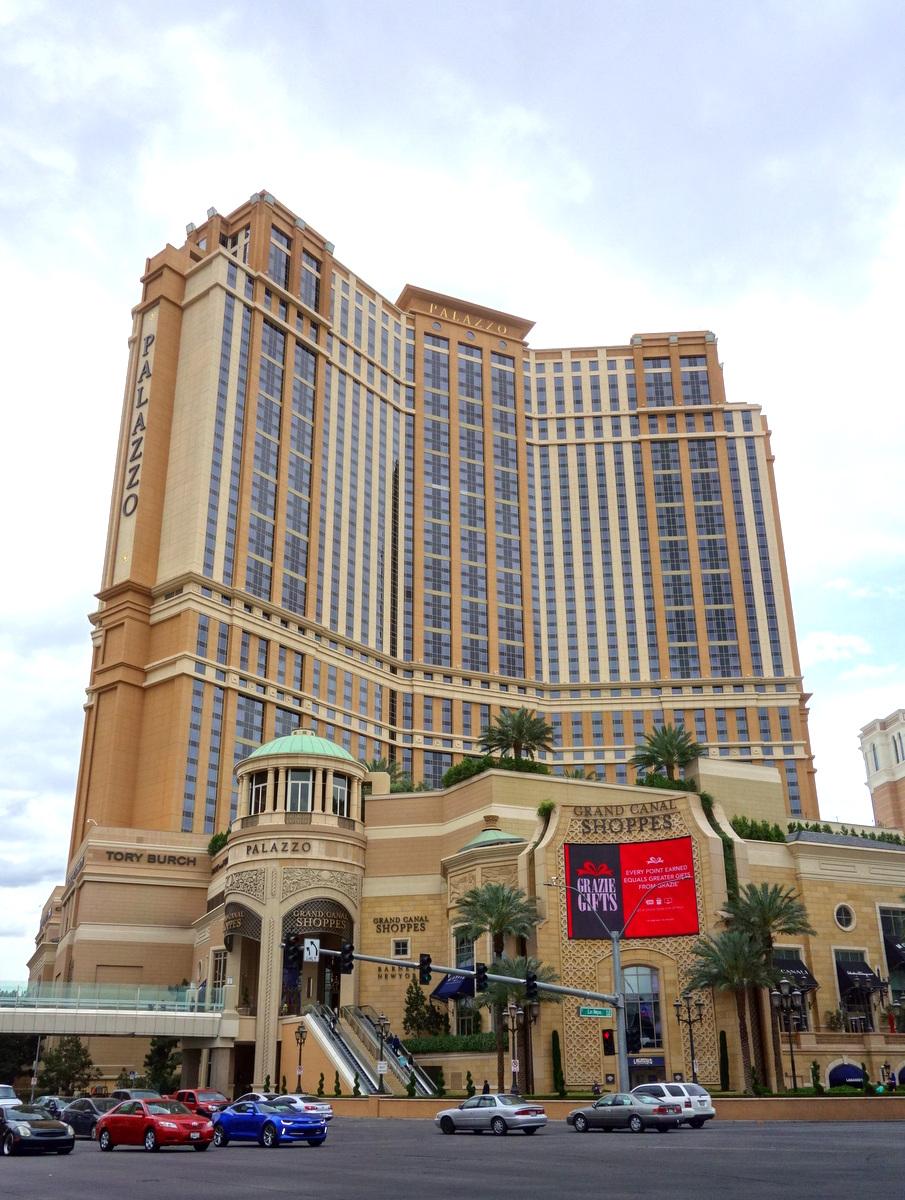 Le Palazzo, hotel & Casino à Las Vegas