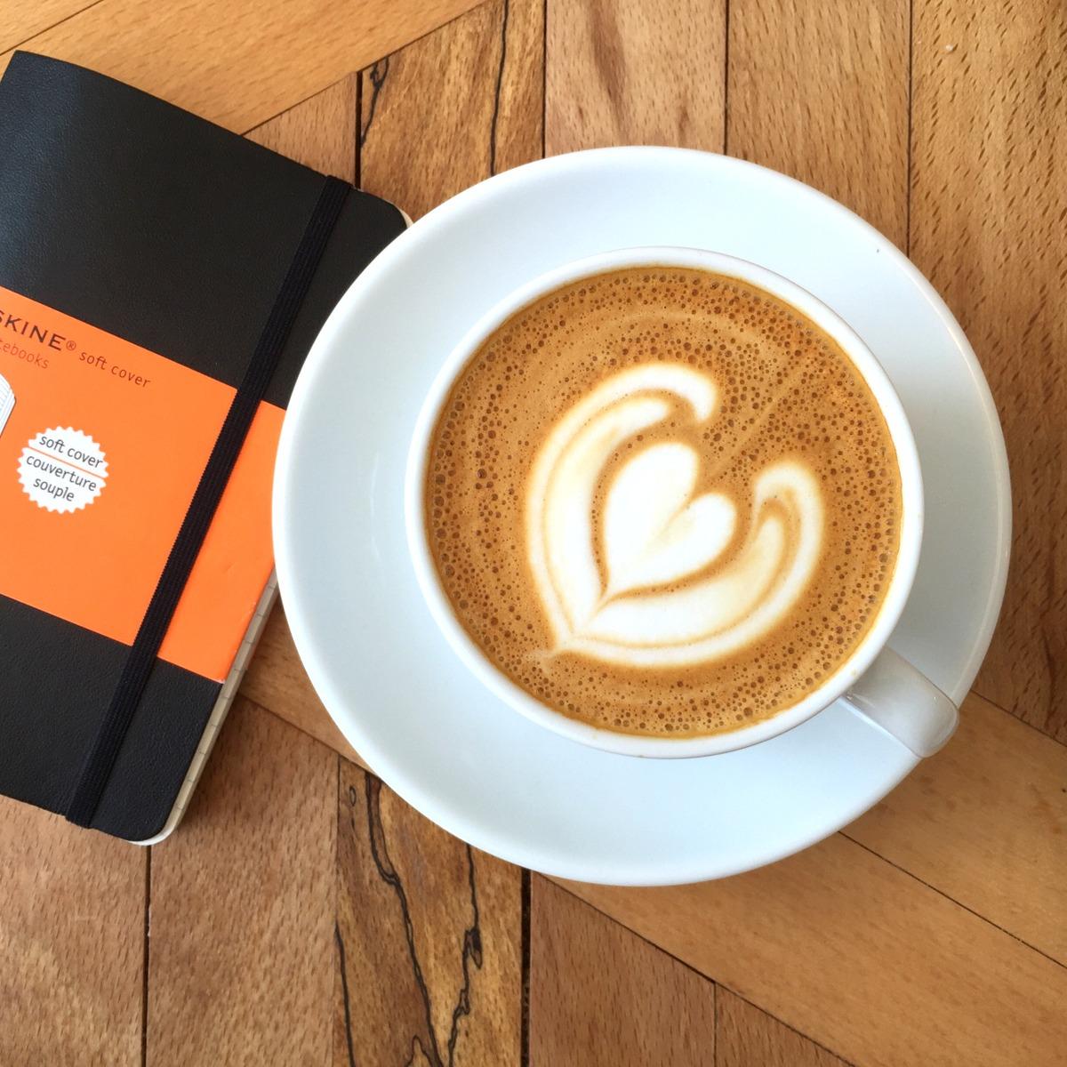 Un café Meet Me In The Morning à Dublin - Photo : Le Plus Un