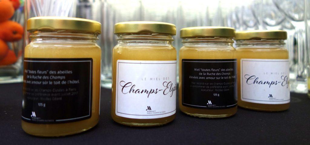 Quelques miels à déguster