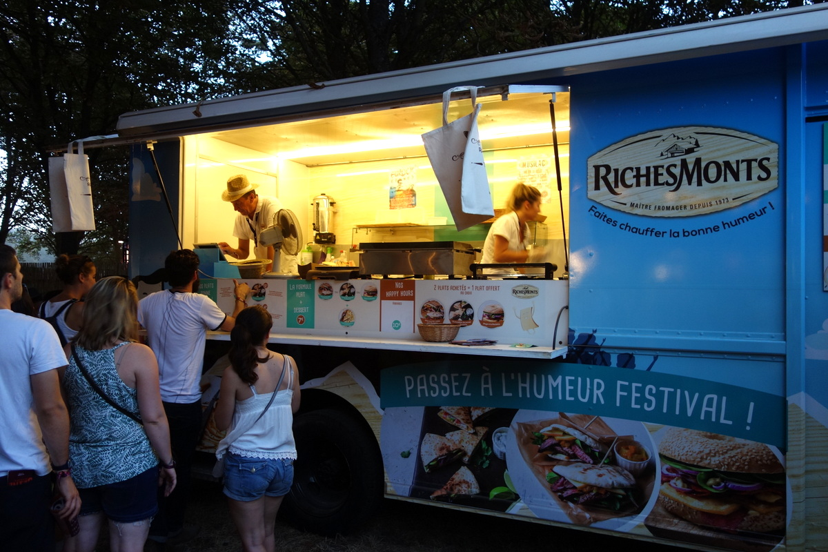 Le foodtruck Richesmonts