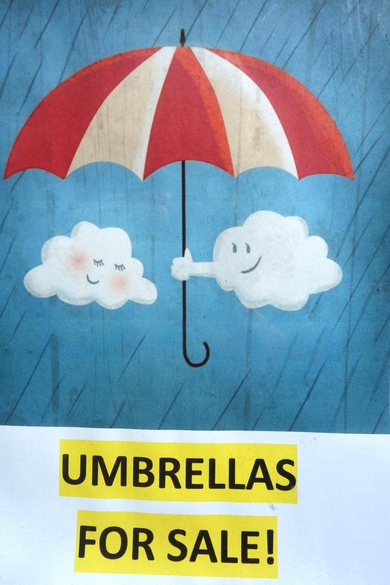 Parapluies à vendre à Dublin
