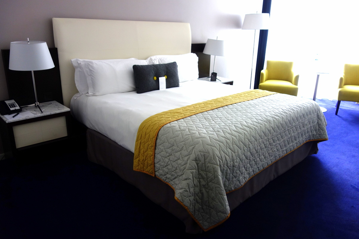 Notre chambre au Marker Hote del Dublin