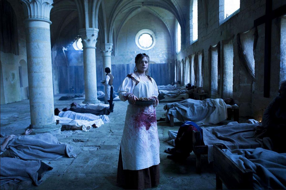 Versailles, la série, saison 1 : le médecin