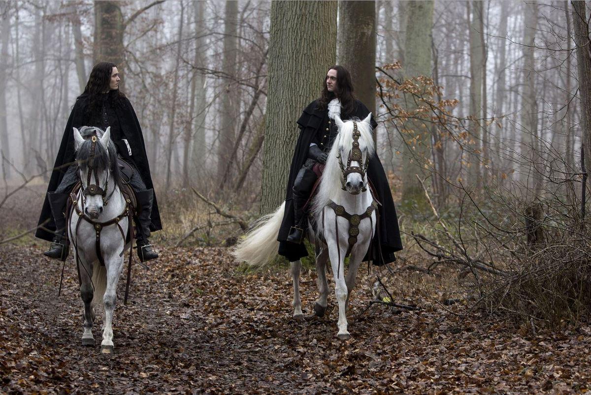 Versailles, la série, saison 1 : Louis XIV et Monsieur