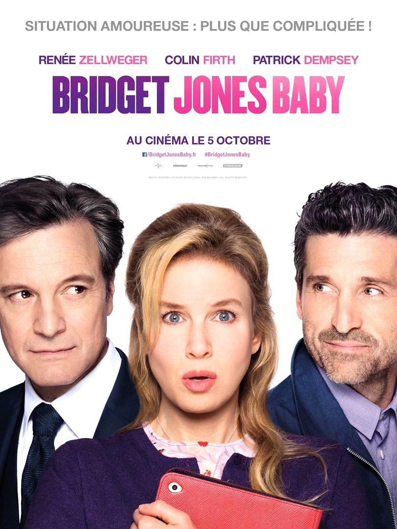 L'affiche de Bridget Jones Baby