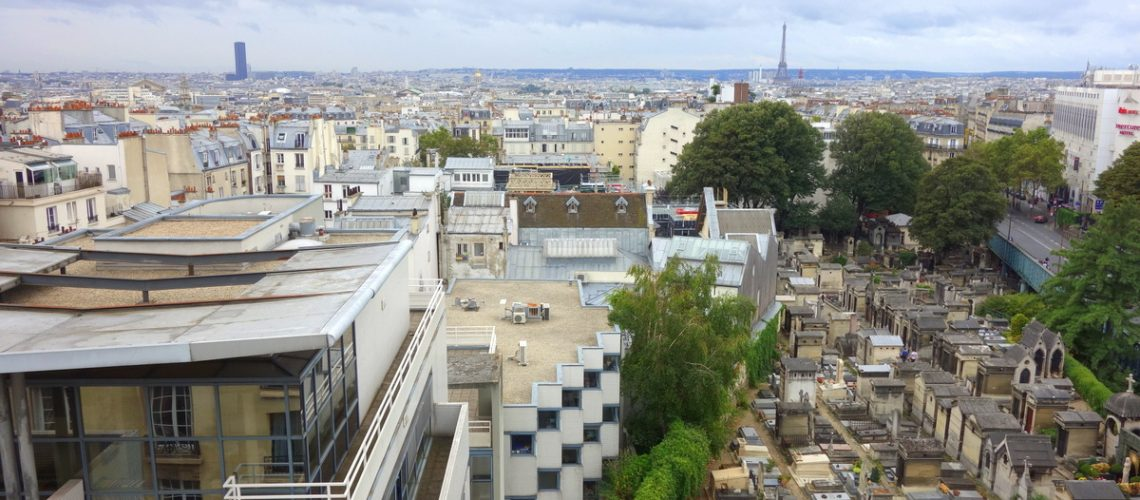 Brunch au Terrass hotel à Paris