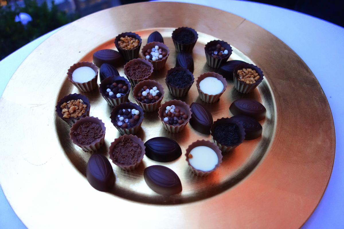 Chocolats Lanvin - Collection farandole