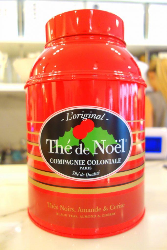 Thés de Noël Compagnie coloniale - Photo : le blog de Lili