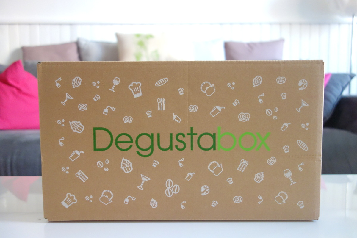 La Degustabox de septembre 2016