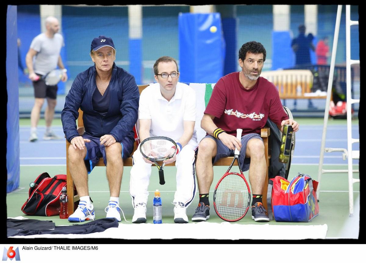 M6 Les beaux malaises - Franck DUBOSC, Sébastien PIERRE, Xavier MATHIEU