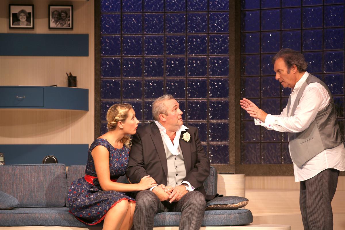 Mariage et châtiment au théâtre Hébertot