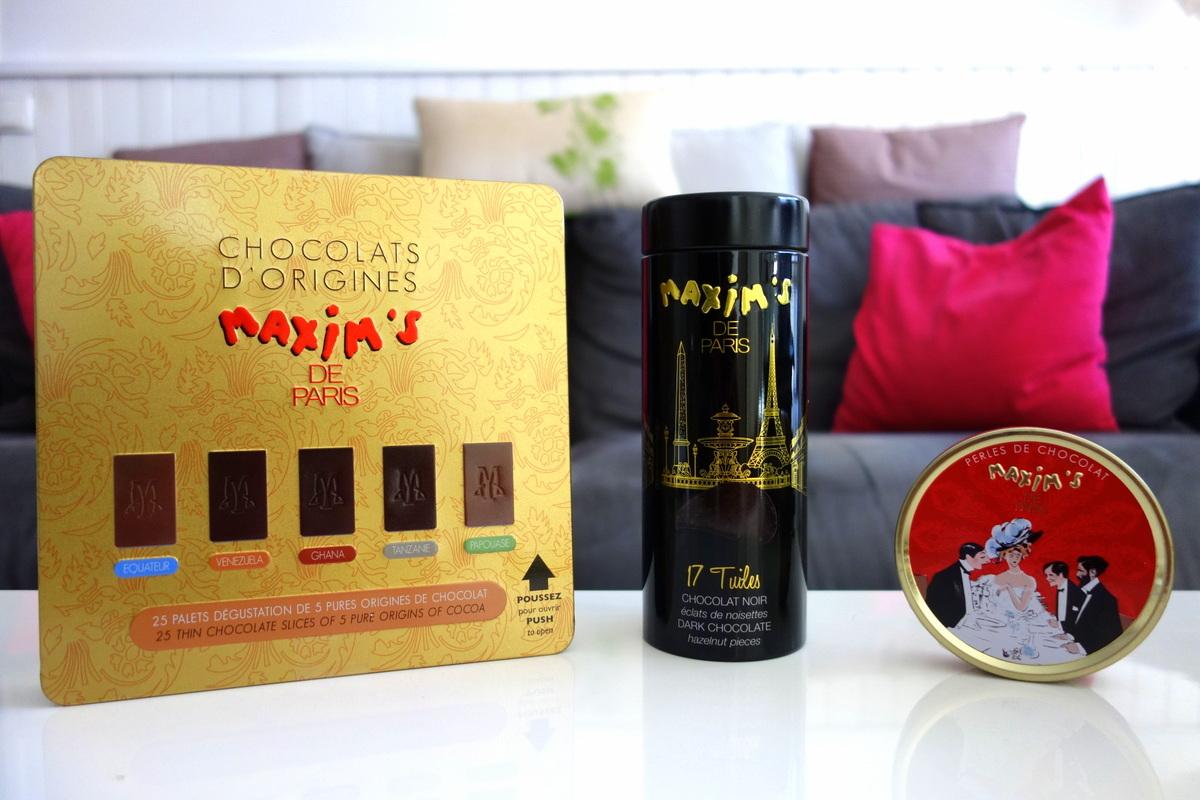 Chocolats Maxim's de Paris
