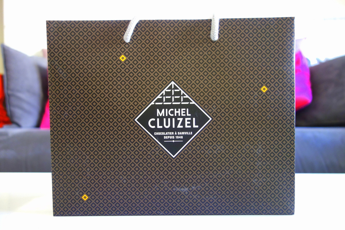 Le sac shopping Michel Cluizel