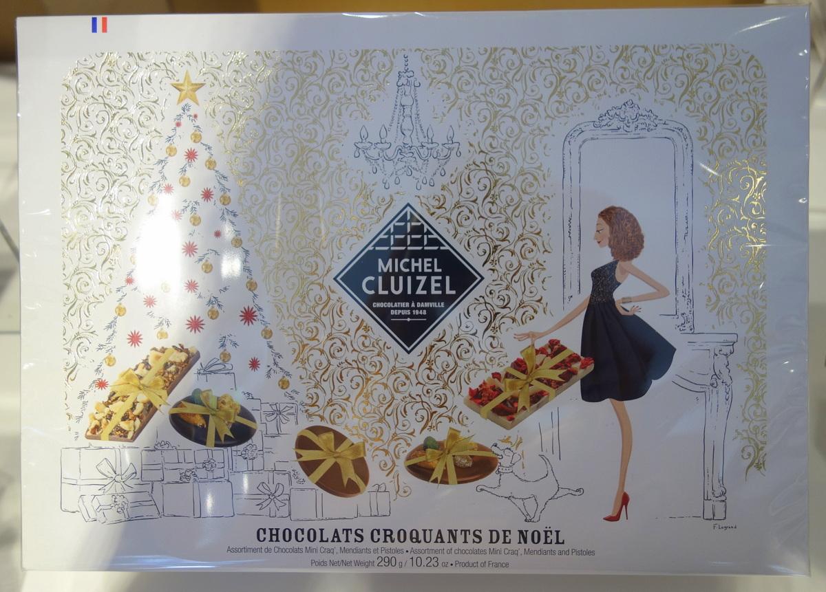 La grande boîte de chocolats Michel Cluizel pour Noël 2016