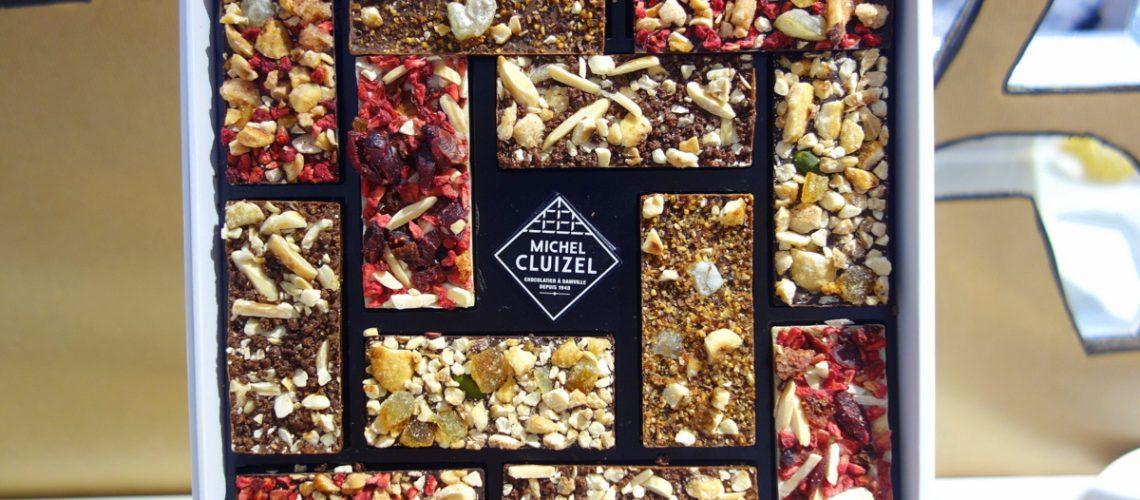 La petite boîte de chocolats Michel Cluizel pour Noël 2016