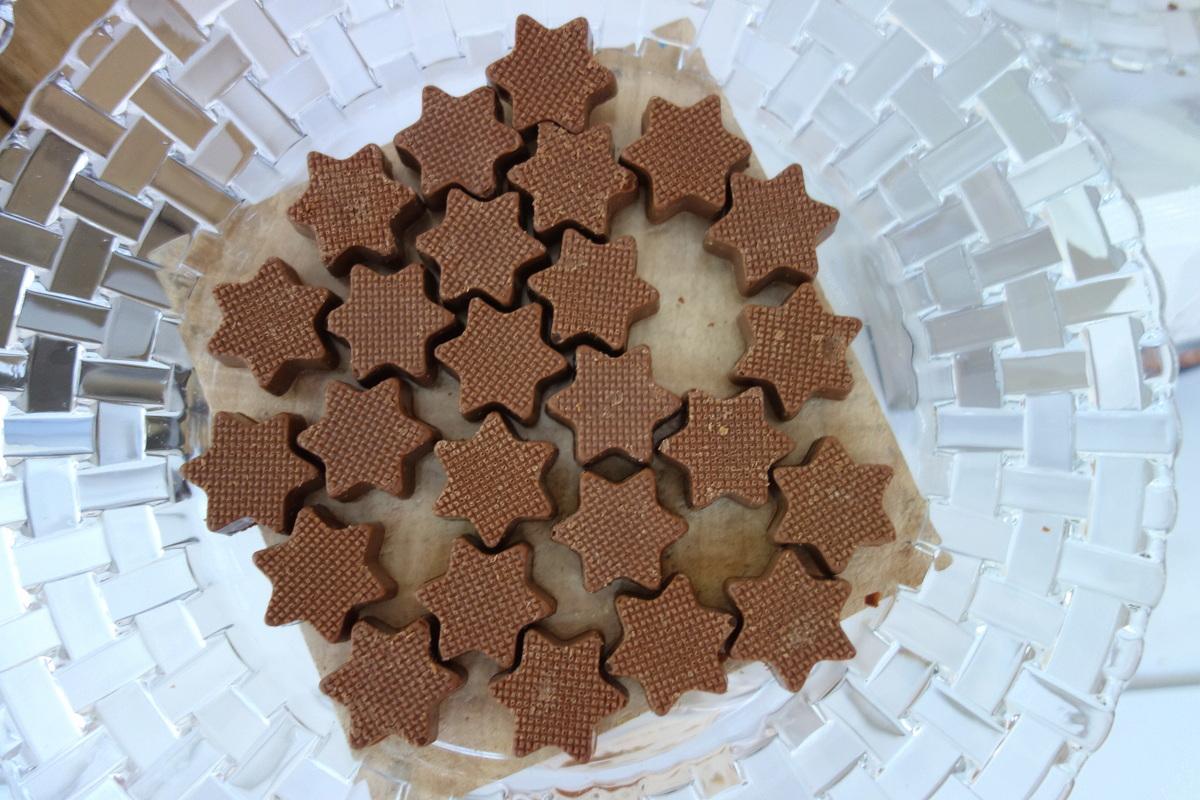 Monoprix Noël 2016 : petits chocolats