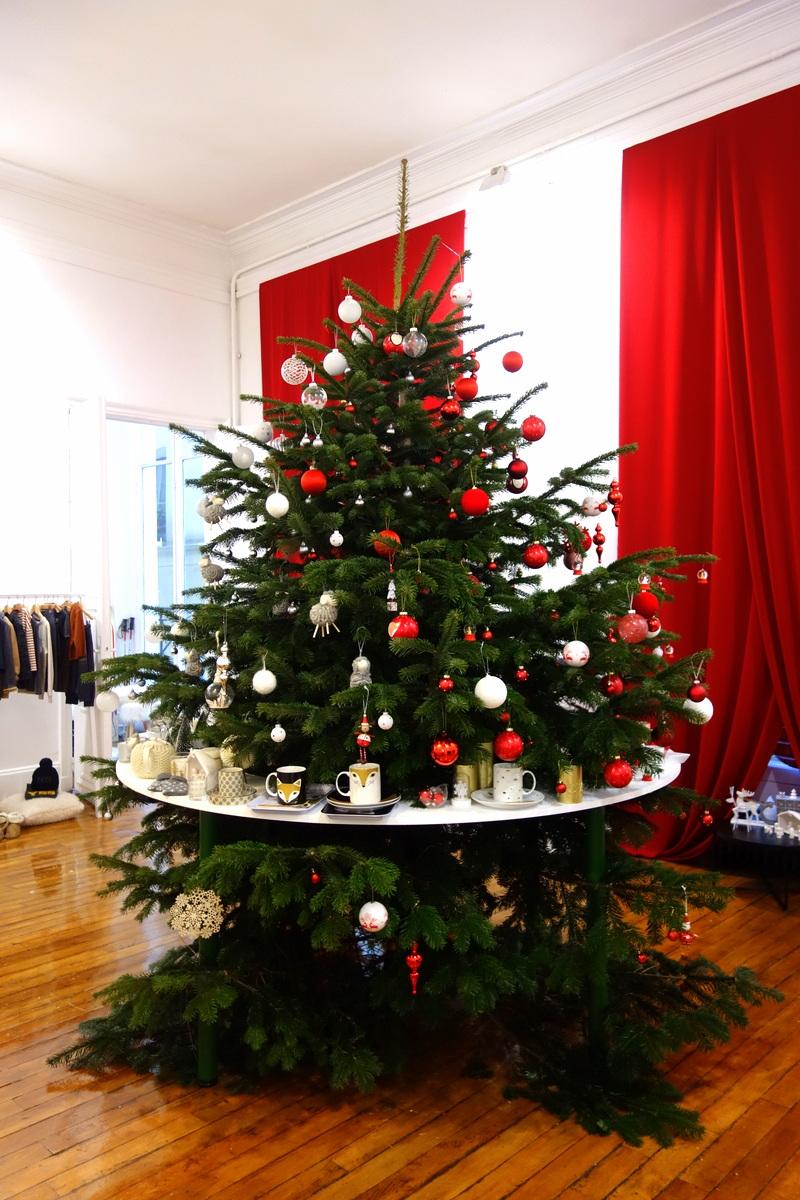 Décoration de Noël Monoprix 2016
