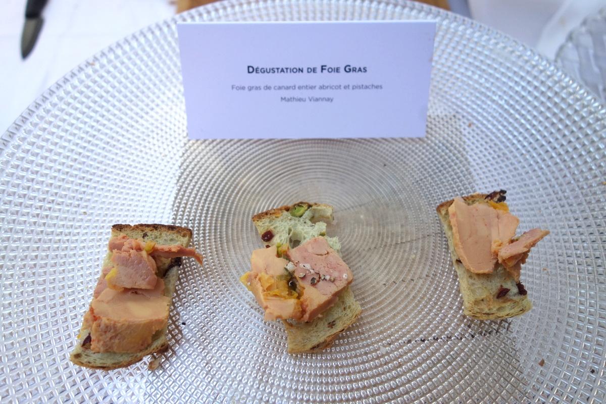 Monoprix Noël 2016 : le foie gras