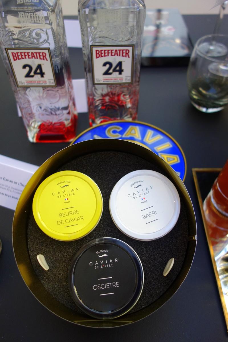 Monoprix Noël 2016 : caviar
