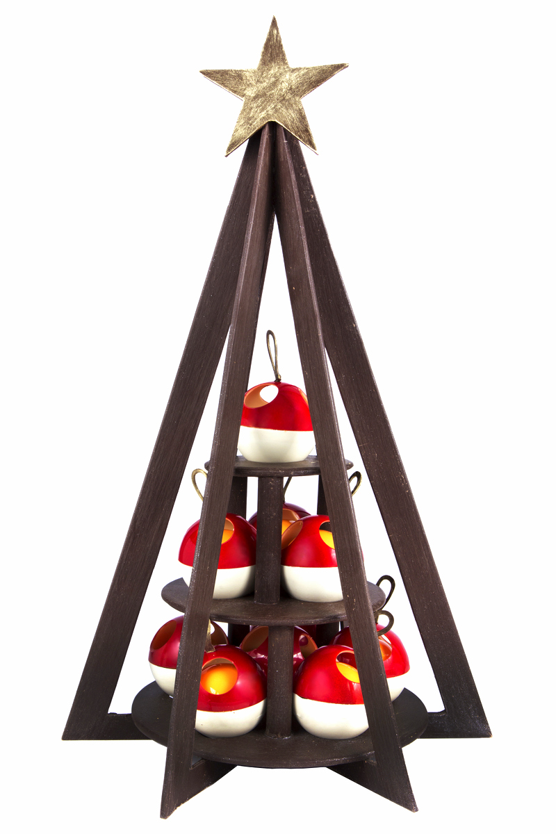 La bûche de Noël 2016 de Palais royal Traiteur
