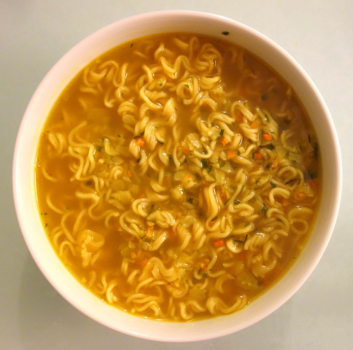 Soupe japonaise Maggi en kit