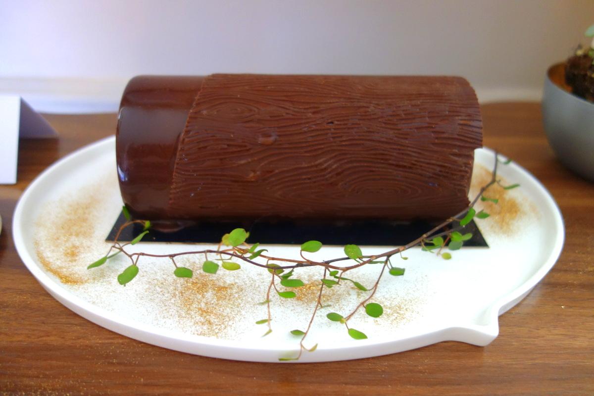 Bûches au chocolat Picard Noël 2016
