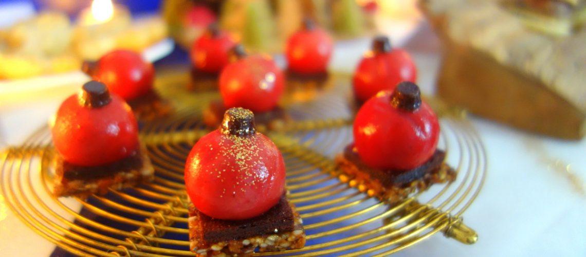 Bouchée apéritive au foie gras de canard Picard Noël 2016