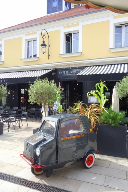 Restaurant Saperlipopette Norbert