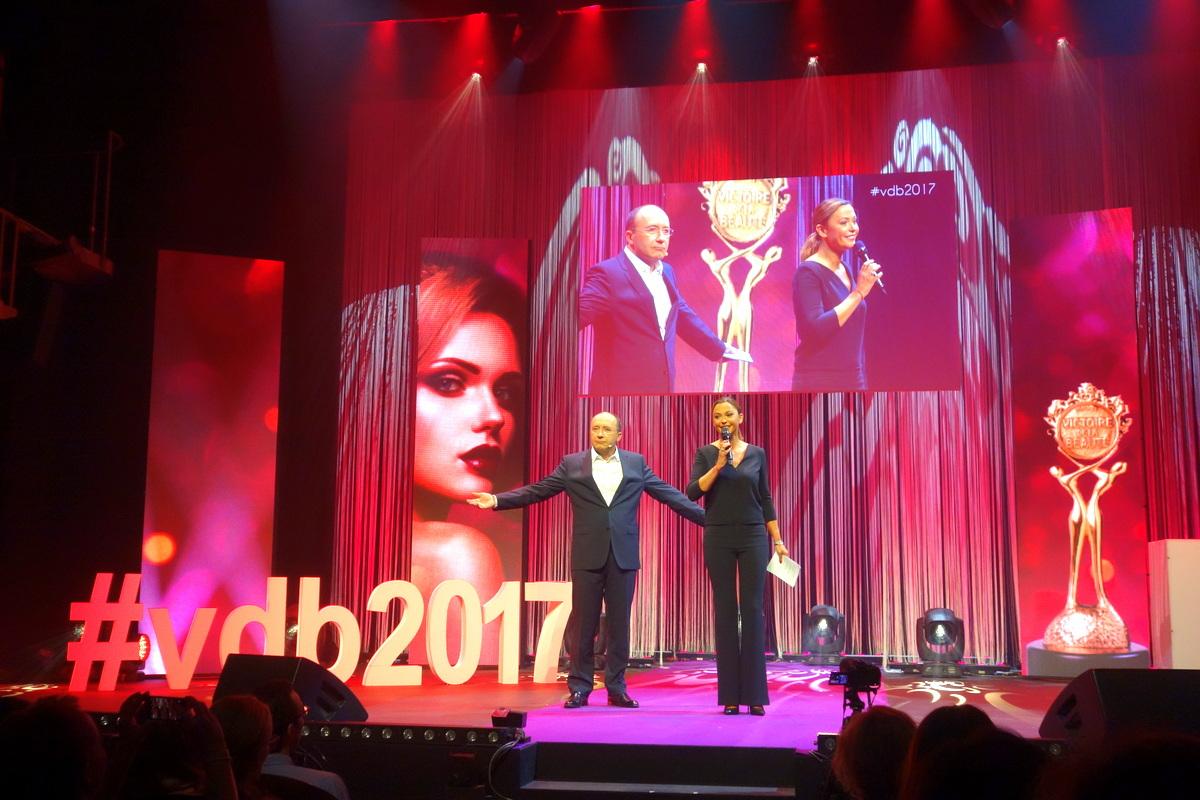 14e Victoires de la beauté 2017 - Folies Bergère
