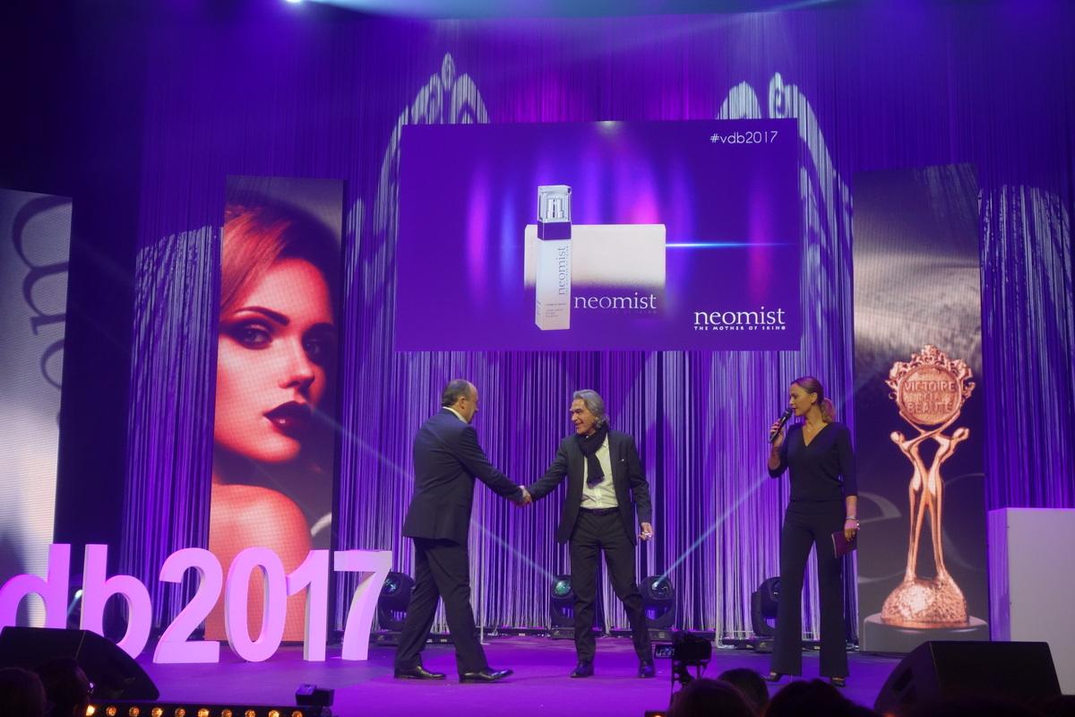 Victoires de la beauté 2017 - Provost