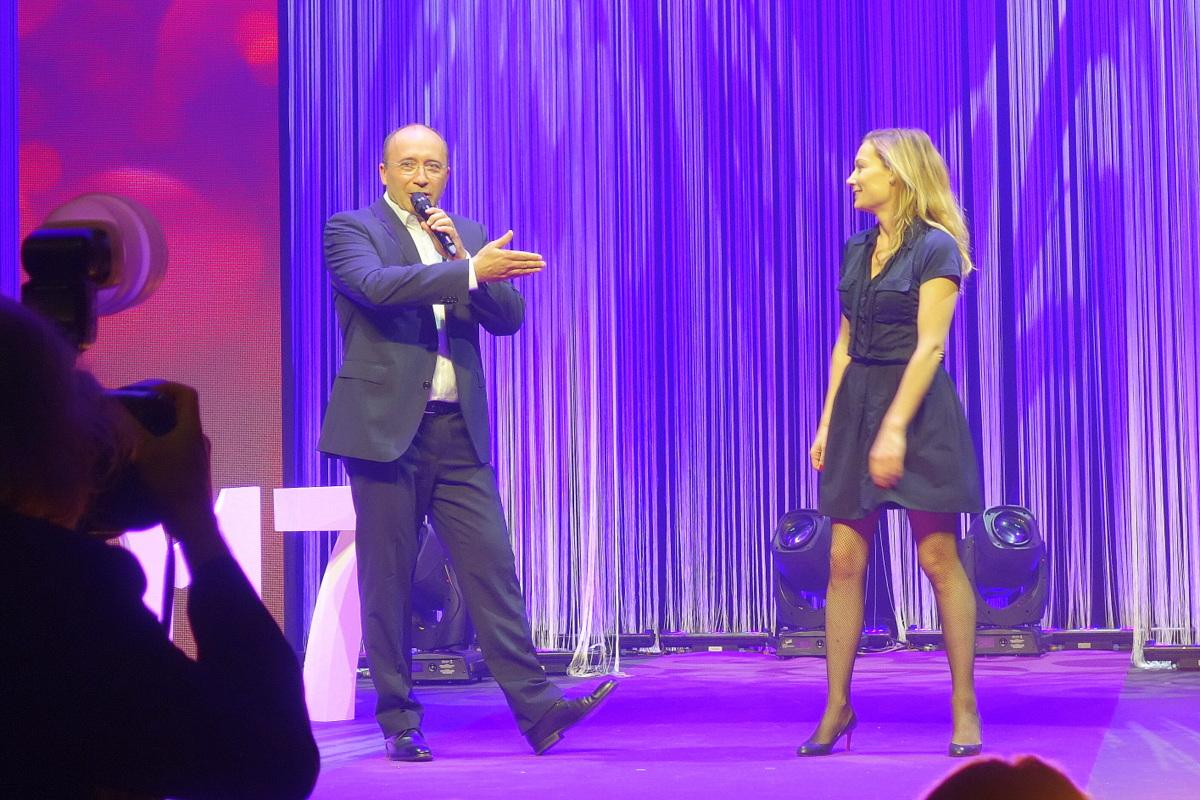 Victoires de la beauté 2017 - one woman show Caroline Vigneaux