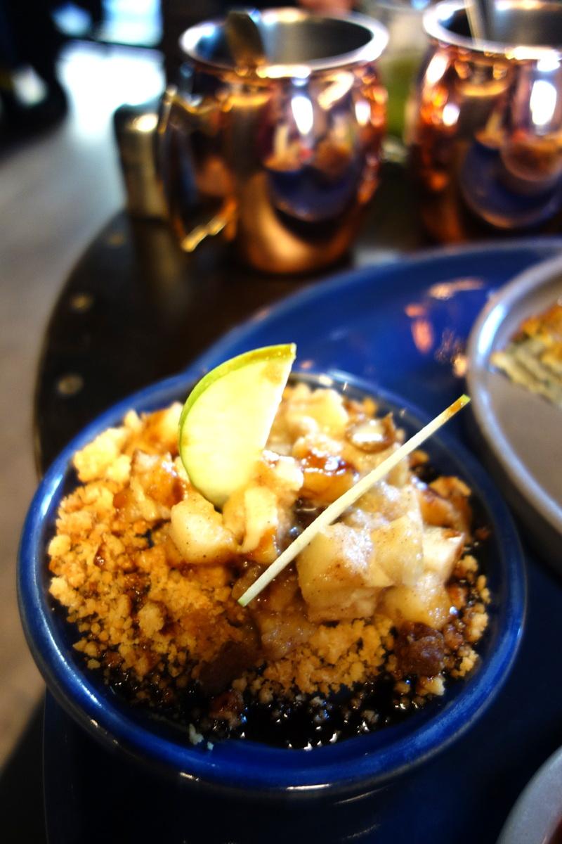 Else, restaurant Paris les Halles : brunch Proche-Orient
