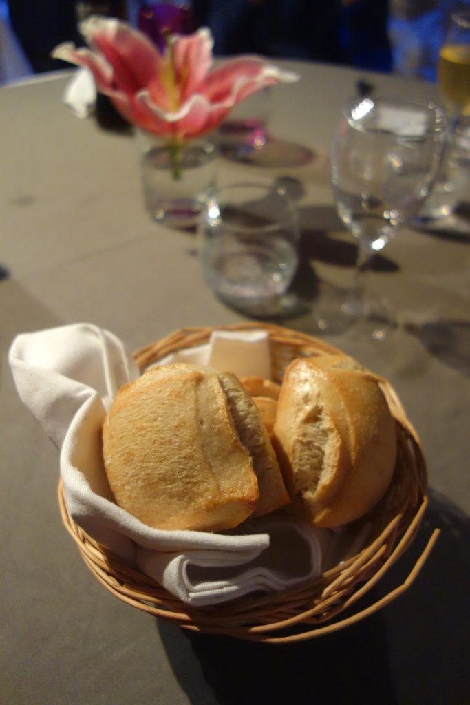 Restaurant le caveau des lys à Fontainebleau : le pain