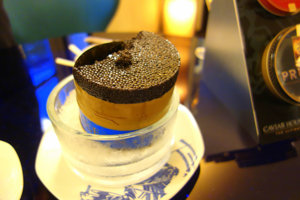 Le caviar tradition Prunier