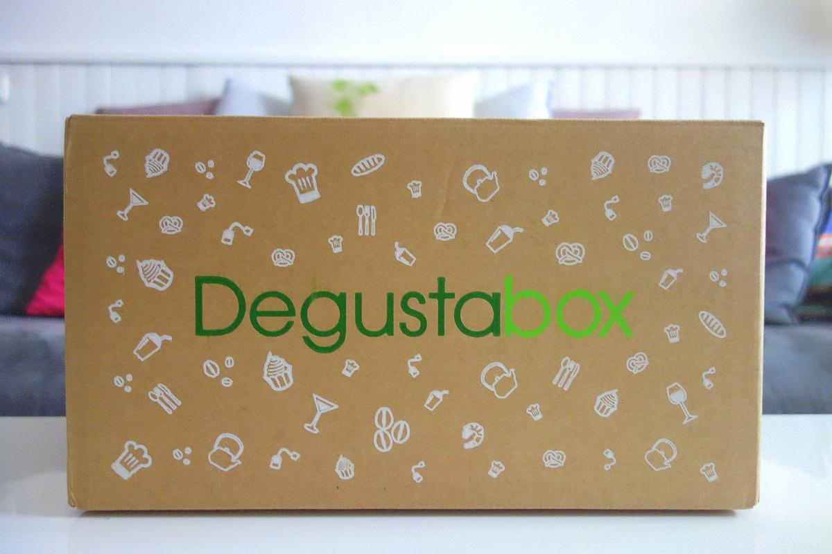 La Degustabox d'octobre 2016