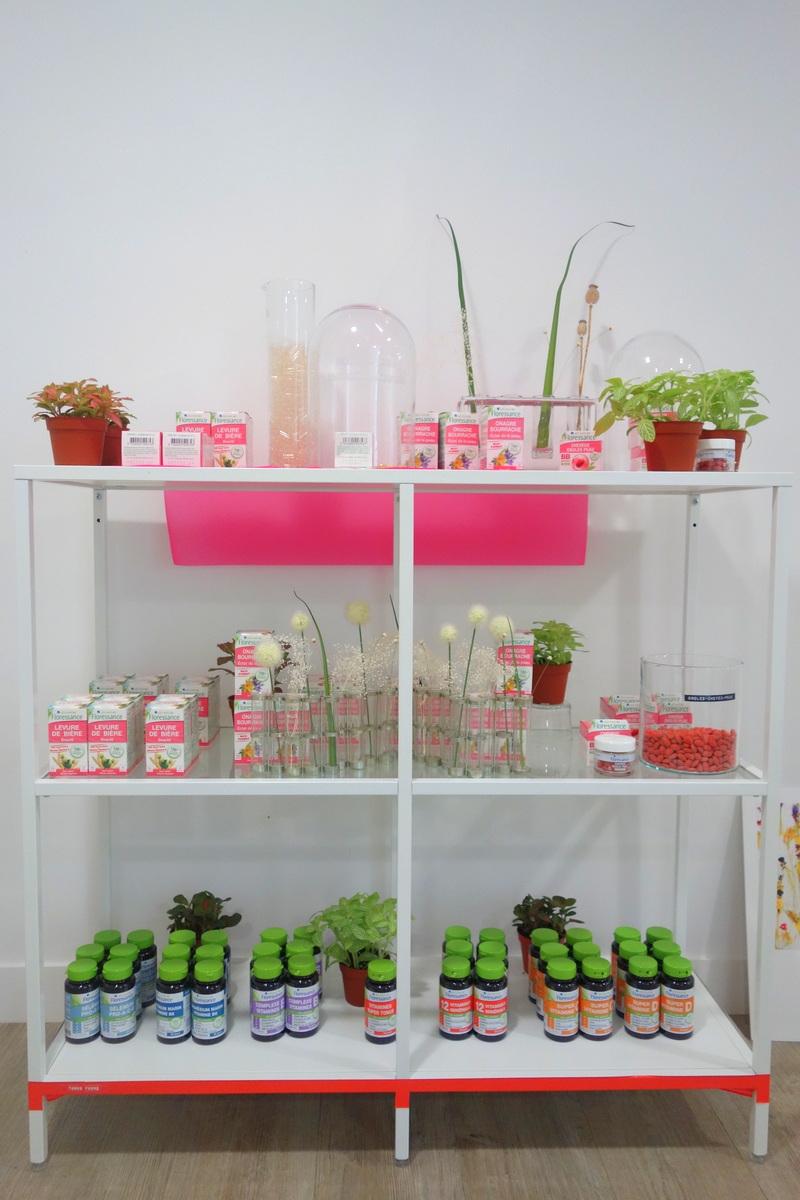 Compléments alimentaires Floressance