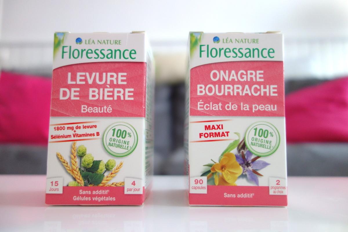 Floressance : compléments alimentaires