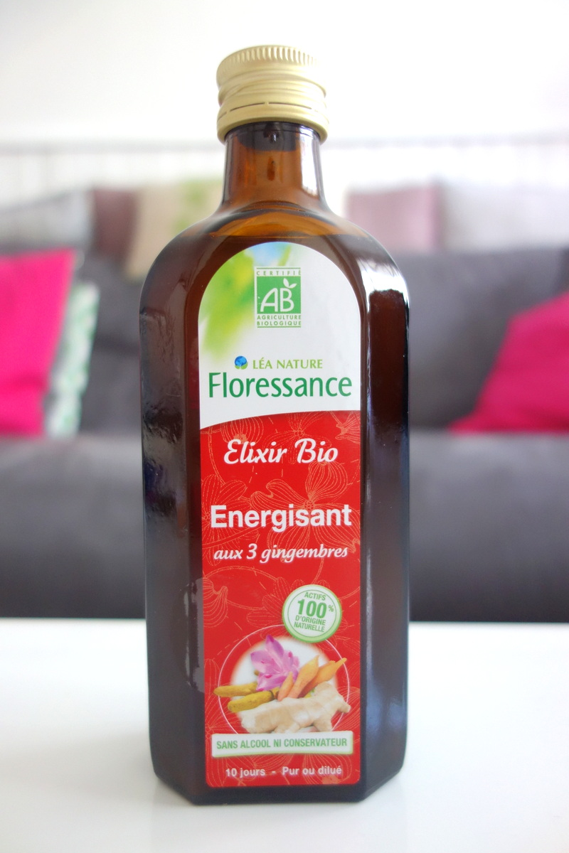 Elixir énergisant Floressance