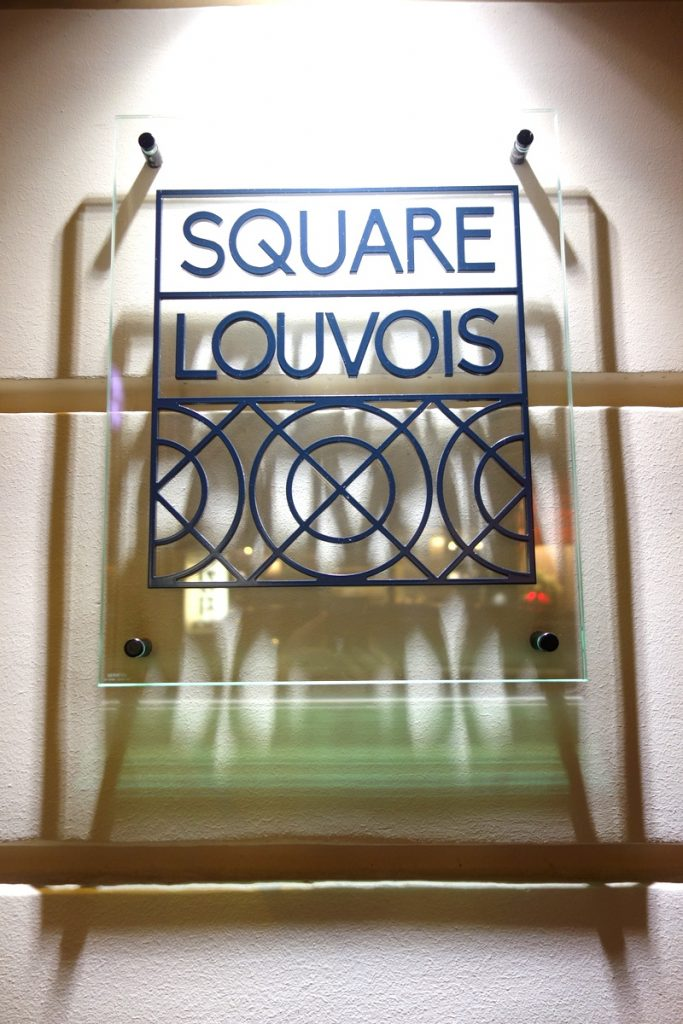 L'hôtel Square Louvois à Paris