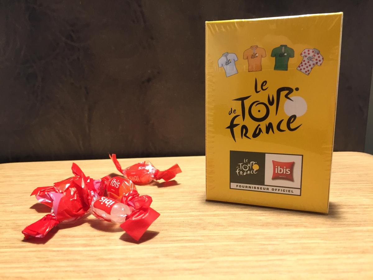 L'hôtel Ibis château de Fontainebleau : cadeau enfant