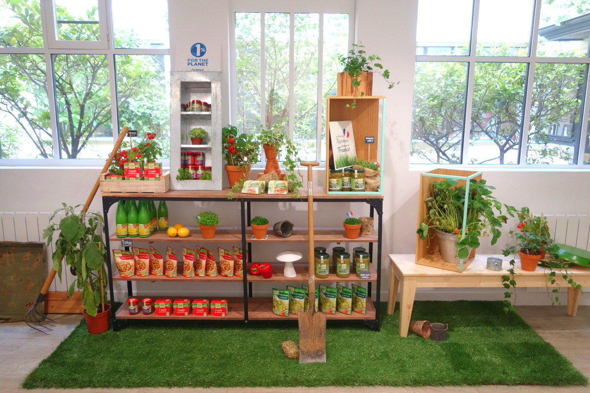 Les produits Jardin bio