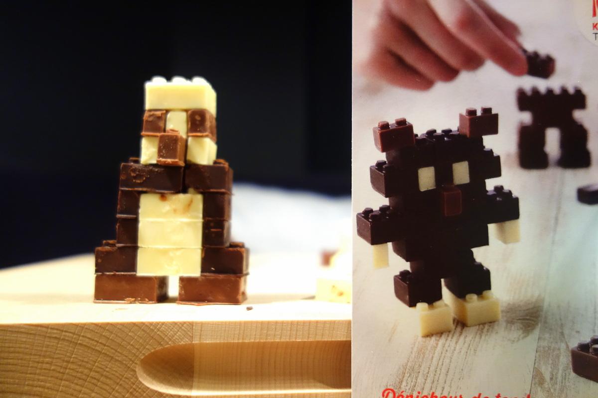 La box Kitchen trotter briques chocolat
