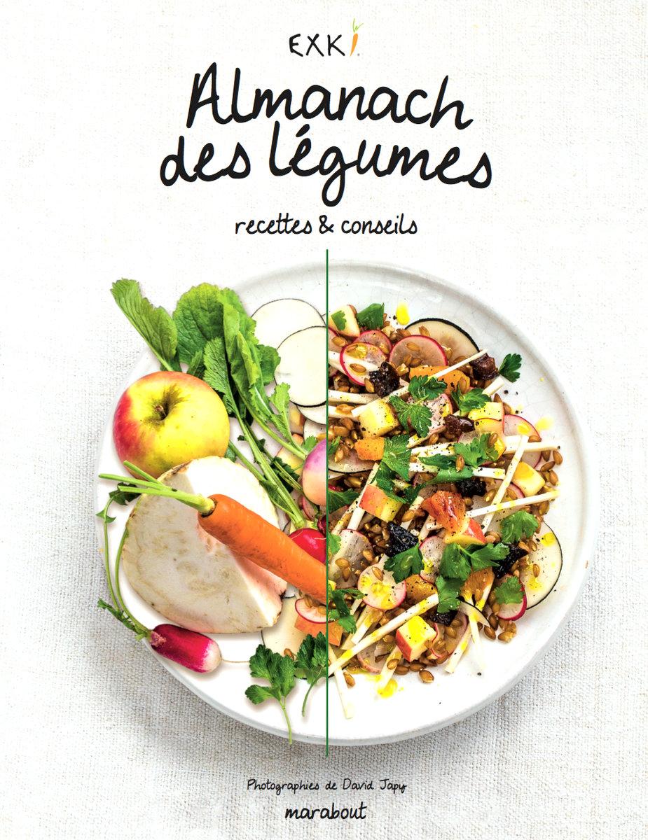 Almanach des légumes EXKi