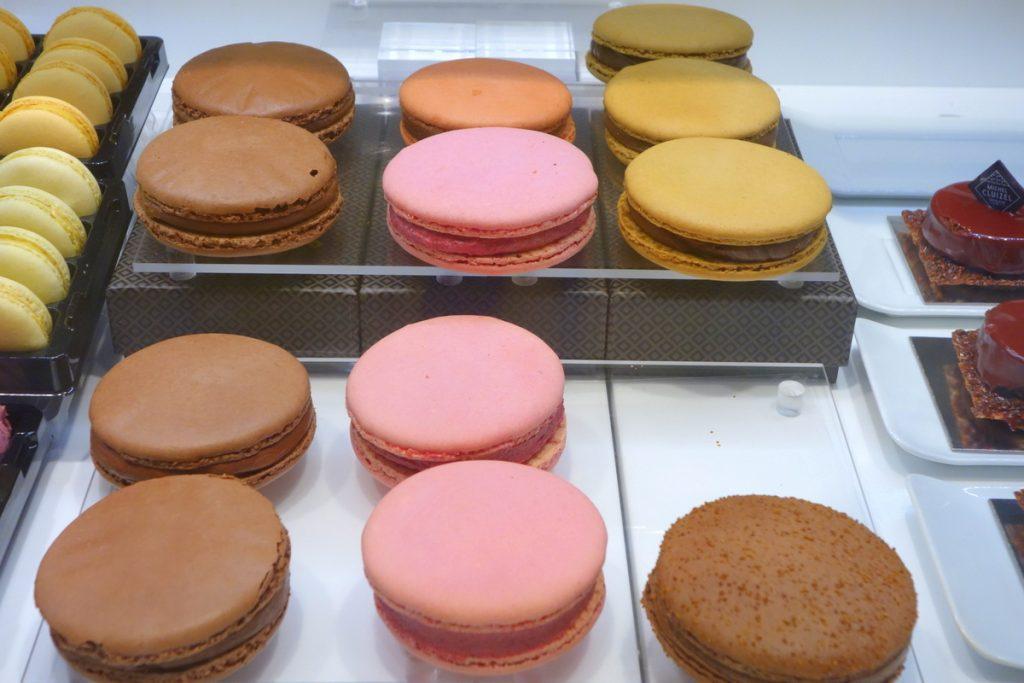 La boutique Michel Cluizel de Paris 16e