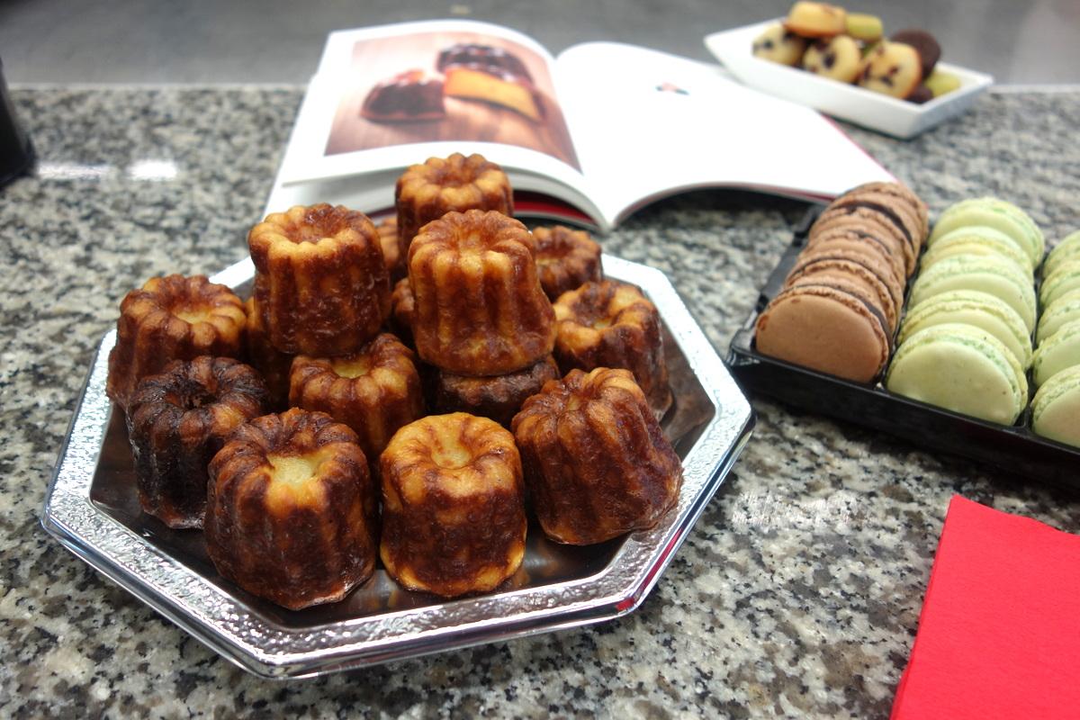Goûts d'Yvelines : visite de la chocolaterie Daubos