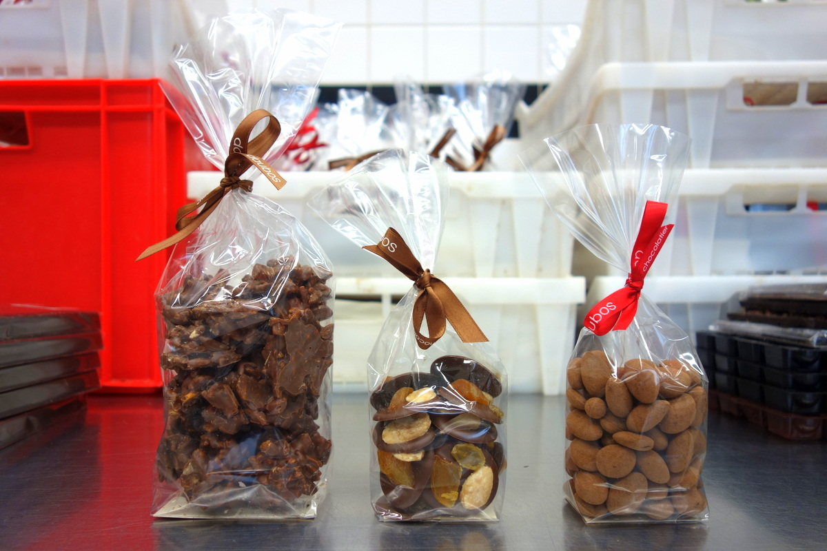 Goûts d'Yvelines : les chocolats Daubos