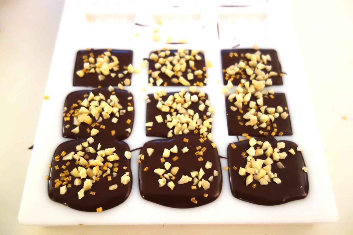 Le Petit Carré de Chocolat : lancement des grands crus