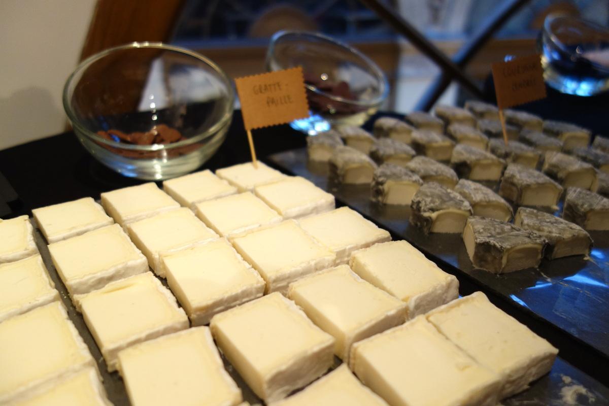 Le Petit Carré de Chocolat : alliances chocolat-fromage